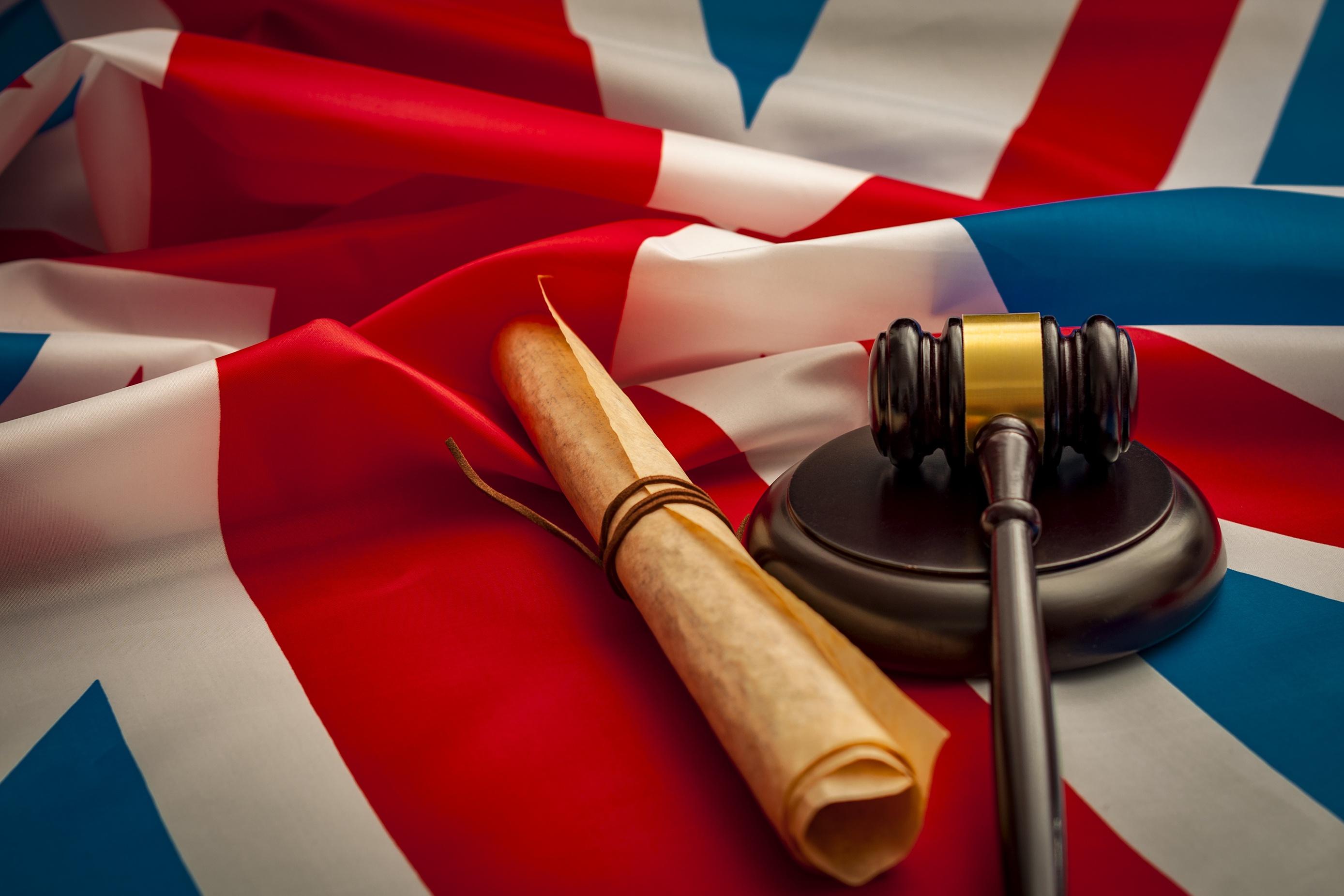 inglese giuridico